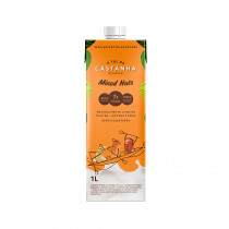 Bebida Vegetal Mixed Nuts - A Tal Castanha 1L