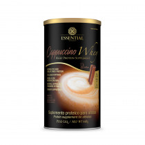 Cappuccino Whey Protein - Essential Nutrition 448g