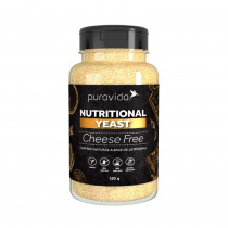 Nutritional Yeast Cheese Free - Puravida 120g