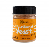 Nutritional Yeast Natural - Bionetic 120g