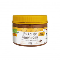 Pasta de Amendoim Cacau Nibs - Eat Clean 300g