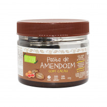 Pasta de Amendoim com Cacau - Eat Clean 300g