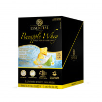 Pineapple Whey Protein - Essential Nutrition 510g