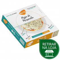 Pizza de Mussarela - Like Fit 220g