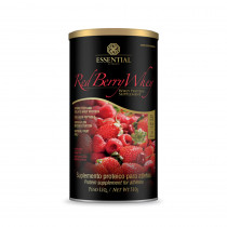 Red Berry Whey Protein - Essential Nutrition 510g